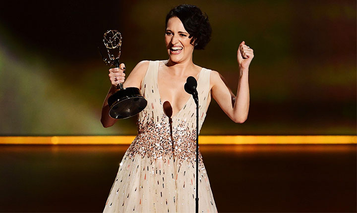Fleabag e Game of Thrones são as grandes vencedoras do Emmy 2019