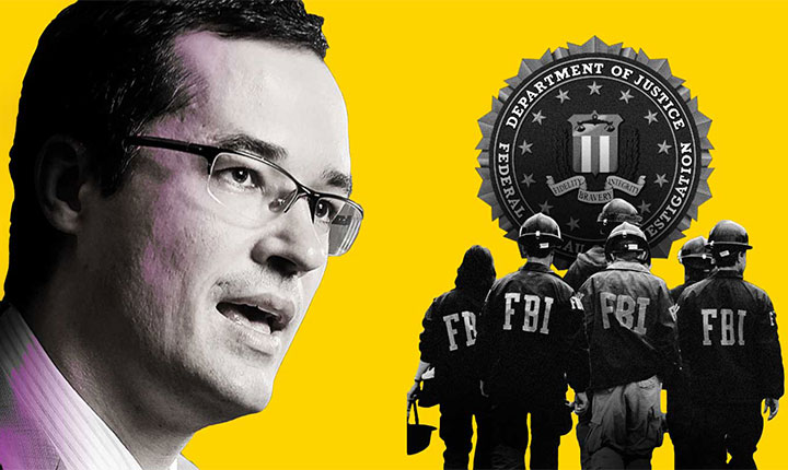 Como a Lava Jato escondeu do governo federal visita do FBI e procuradores americanos