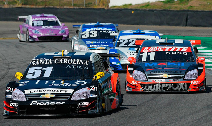 Campo Grande recebe Stock Car neste domingo
