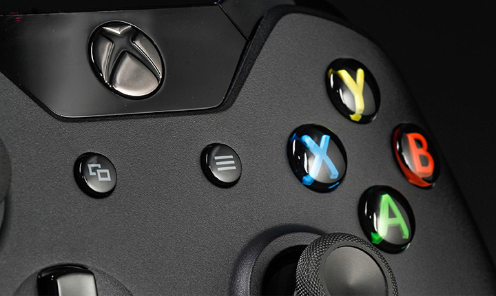 Games de PC com o controle do Xbox One