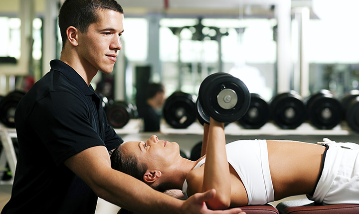 A crise dos personal trainers