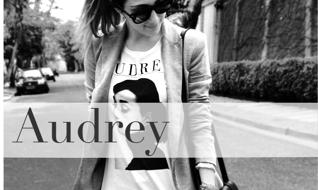 Look do Dia: Audrey