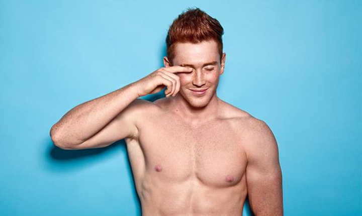 Ginger is the new black?
