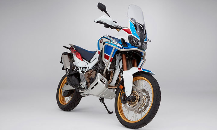 Honda revela versão mais radical da Africa Twin, a Adventure Sports