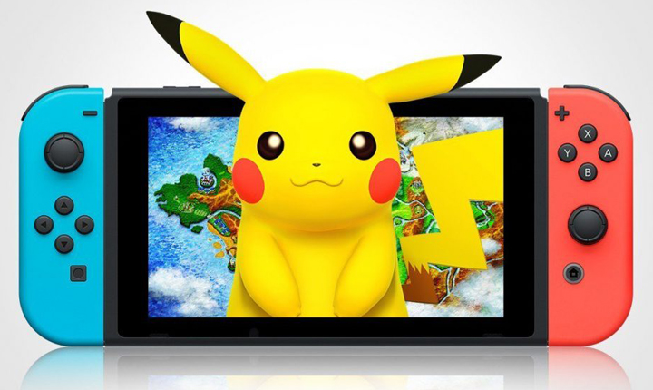 Pokémon para Switch