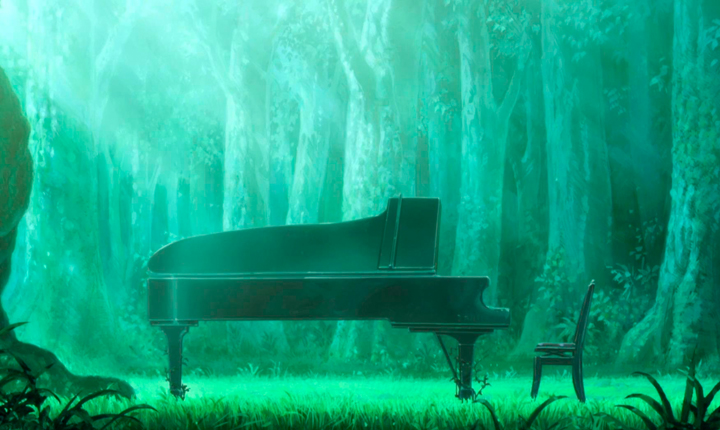 A Floresta do Piano